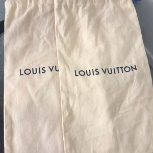 Louis Vuitton Dust Bags- 100% Authentic